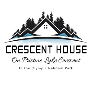 Year Round Vacation Rental on Lake Crescent in the Olympic National Park